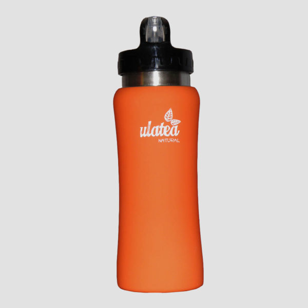 Бутилка за спорт оранжева - Ulatea Sport Bottle