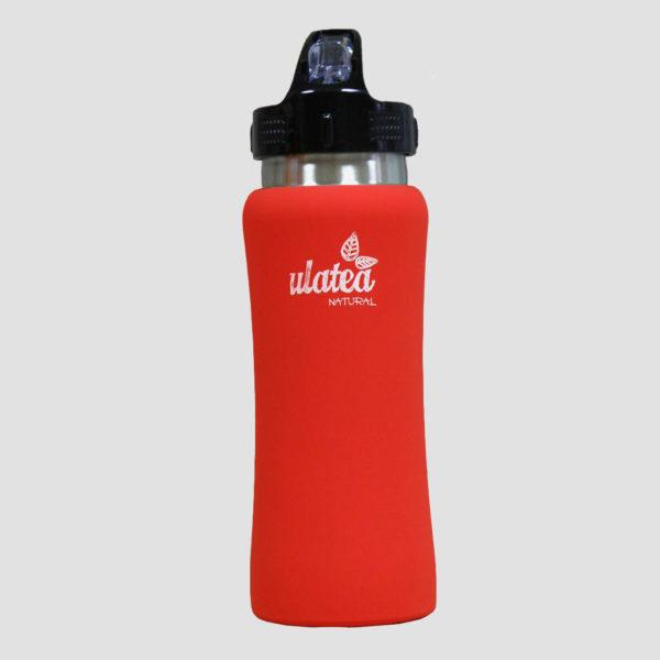 Бутилка за спорт червена - Ulatea Sport Bottle