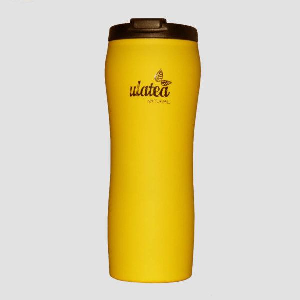 Термочаша жълта - Ulatea Travel Mug