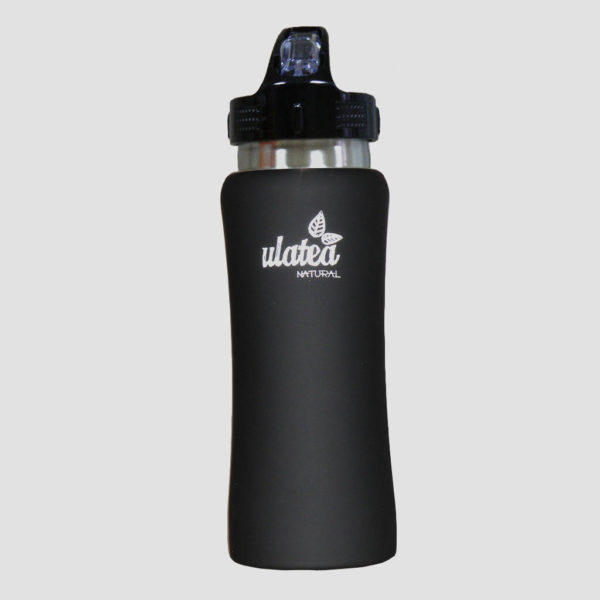 Бутилка за спорт черна - Ulatea Sport Bottle