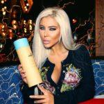 Андреа с детоксикиращ чай Ulatea Detox