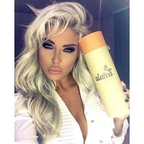 Мнение на певицата Андреа за Ulatea Slim