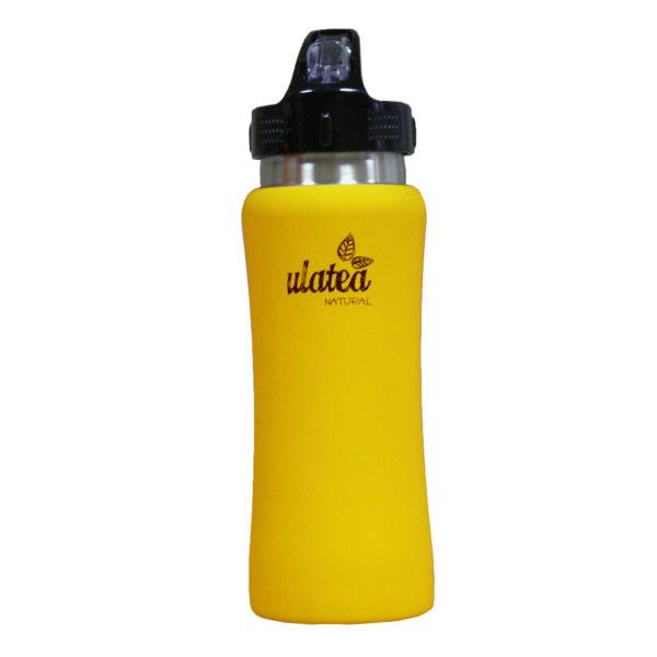 Спортна бутилка за чай, жълта - Ulatea Sport Bottle