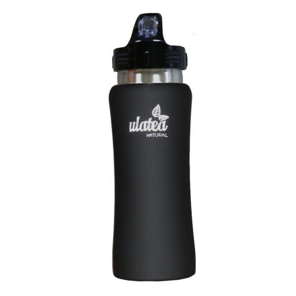 Спортна бутилка за чай, черна - Ulatea Sport Bottle