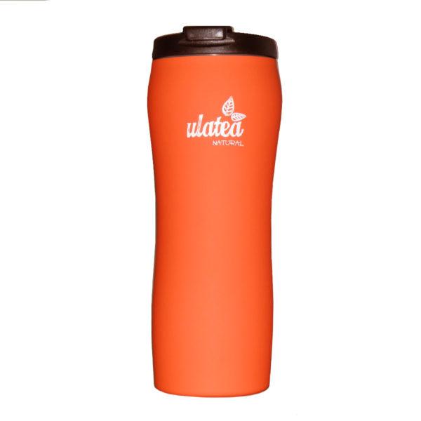 Термочаша за чай, оранжева - Ulatea Travel Mug