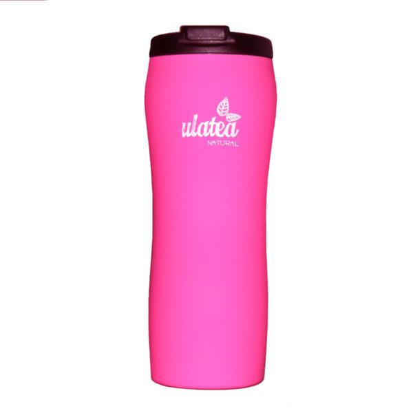 Термочаша за чай, розова - Ulatea Travel Mug