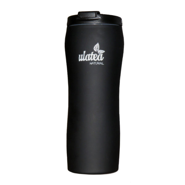 Термочаша за чай, черна - Ulatea Travel Mug